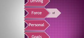 The Driving Force of Personal Goals