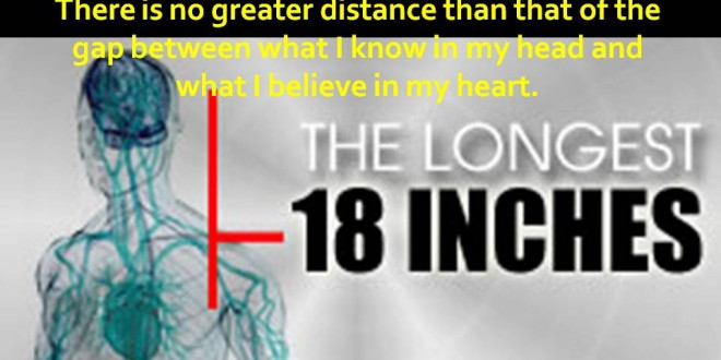 Leading from the Heart is Unconventional – Quantum Physics of Beliefs