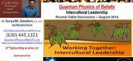 20140816 Intercultural Leadership – Quantum Physics of Beliefs