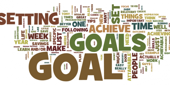 Annual Goal Review
