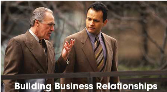 Building Strong Business Relationships