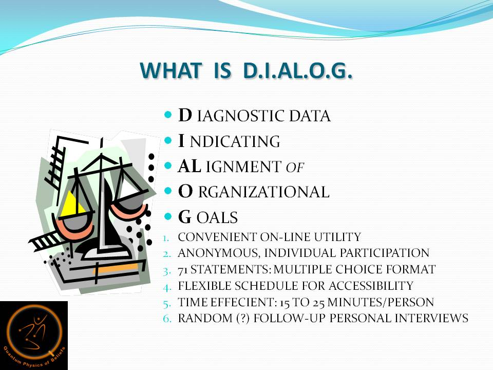 What is D.I.AL.O.G.
