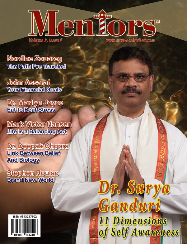 Spiritual Interview cover